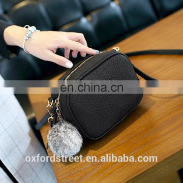 2017 new pu mini shoulder bag square crossbody bag for women