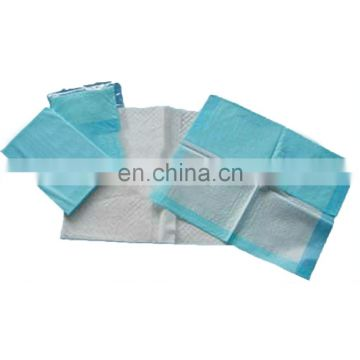 Medical disposable absorbent inconvenience underpad/Disposable nonwoven bed sheet/disposable nonwoven bed cover factory