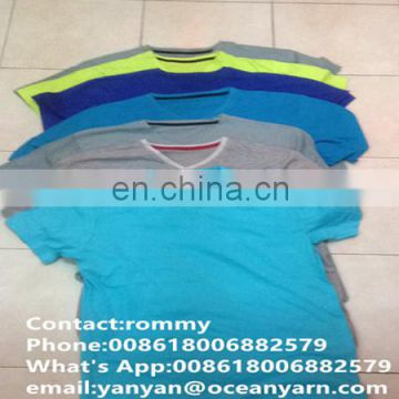 wholesale fashion t-shirt used clothes