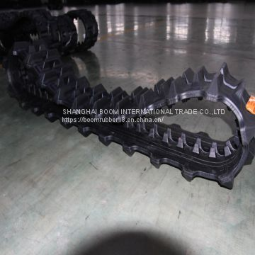 350*90*46 Agriculture Rubber-Track Customized Design, Size 350mm, 400mm, 450mm, 500mm
