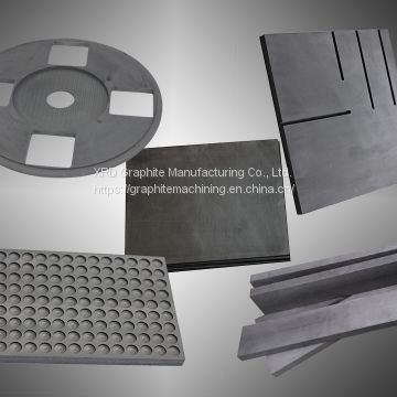 High purity graphite plate