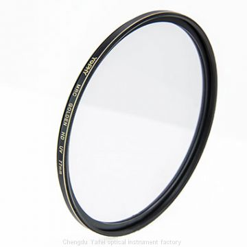camera accessories uv filter of digital camera lens