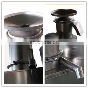Hot sale egg shell breaking machine egg liquid and shell remover separator machine