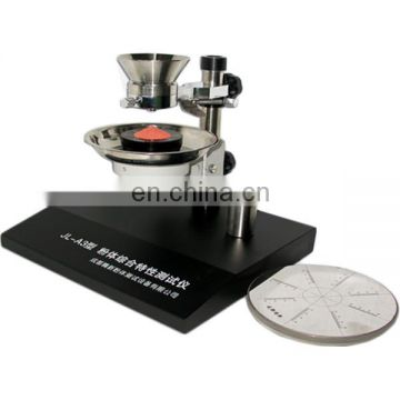 JL-A3 Powder property tester angle of repose Powder liquidity analyzer