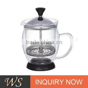 WSCHYS072 french press coffee maker stainless steel french press