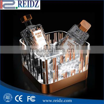 REIDZ Promotional party bucket Plastic Ice Wine bottle bucket