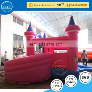 Hot banners sale china bounce house for wholesales