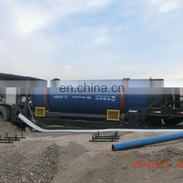 GM100 China Gold Trommel Screen large Gold Mining Machine mining equipment machines equipment