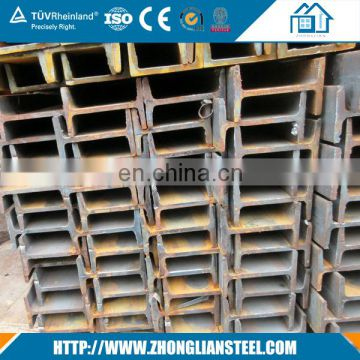 Wide flange standard h shape h beam sizes with cheap price