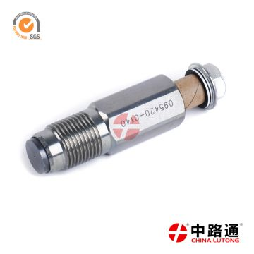 Auto Diesel Engine Parts New Common Rail Relief Valve Isuzu 095420-0140 Denso Limiter  Pressure Relief Valve