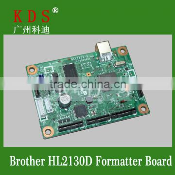 LV0727001 Original Printer Logic Board for Brother HL2130D Formatter Board Printer Spare Parts