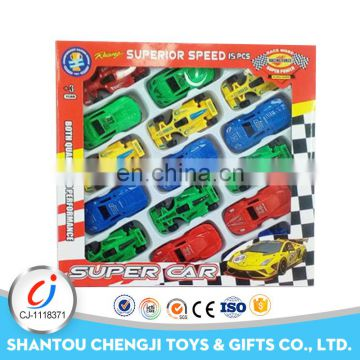 Wholesale Cheap plastic mini kids toy car slide