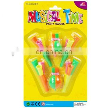 Hot Sales Plastic Toy Cheap Trumpet For Kids cheap toys for kids