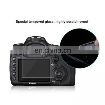 buy wholesale direct from china 60 PCS PULUZ 2.5D Curved Edge 9H Surface Hardness Tempered Glass Screen Protector Kits for Canon