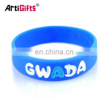 Good quality baseball silicone bracelet