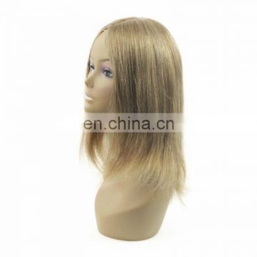 New arrival 100% Brazilian Hair Remy Hair Human Hair silk top full lace wig Jewish Wig Kosher Wig