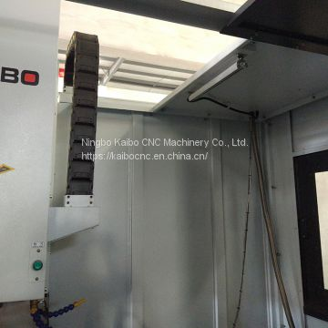 China used cnc vertical automatic working machining center