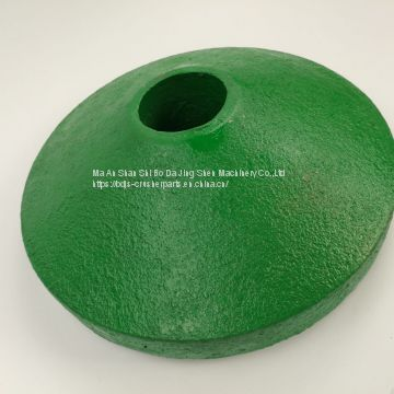 metso replacement parts B7150SE distributor plate apply to barmac VSI sand making machine