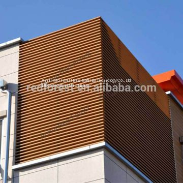 outdoor cladding wpc exterior wall cladding wall panel