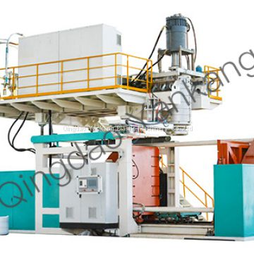 200L-500L 4 Layers Extrusion Water Tank Blow Molding Machine