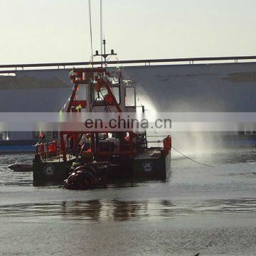 Lake Sand Pump Dredger