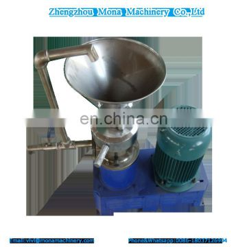 Fruit paste, jam making machine, mill sesame and peanut butter process machines