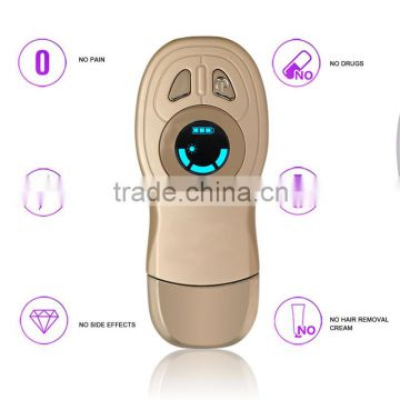Shrink Trichopore Heated Line Men Facial Hair Removal Machine Portable Ipl Hair Age Spot Removal  Removal Mini Home Ipl Hair Removal Machine With CE ROHS Approval Speckle Removal