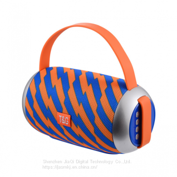 Hot style gift cloth art bluetooth speaker wireless portable outdoor heavy acoustic portable card portable stereo