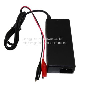 INTAI 42v 3a 126w charger for E-bike electric scooter 36vLead-acid battery charger