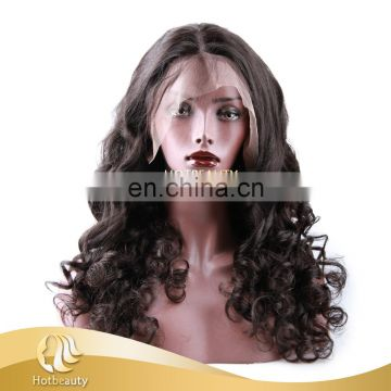 Aliexpress lace wig handmade, high density with very good price