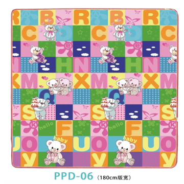 Baby Care Play Mat (Large, Busy Farm) of luoxi from China