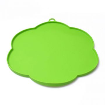 Fantastic Panda shape baby silicone bowl mat FDA/LFGB table plate mat kitchen silicone heat-resistant mats  whatsapp: +8615992856971
