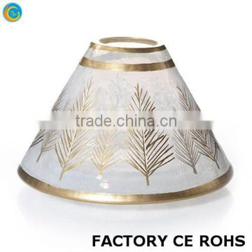 wine glass candle holders /silver pillar candle holde / carved gold tree cylinders factory supplier