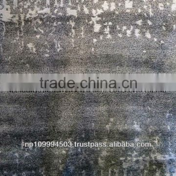 10 Off Factory Price Nepal Hand Knotted Tibetan Allo Bamboo Silk Wool