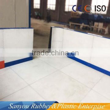 high quality synthetic ice rink by 100% uhmw-pe raw material                                                                         Quality Choice