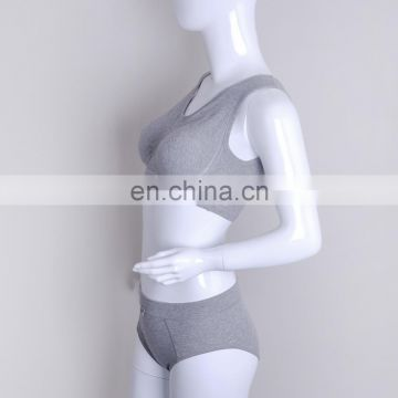 2015 new style breathable cotton bulk sports bras