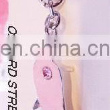 fashion keyring, high heels shoes