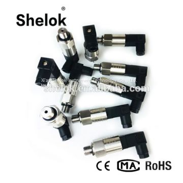 Compressor Field Small Size Pressure Sensor, High Temperature Pressure Sensor