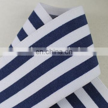 2017 latest navy style elastic ribbon