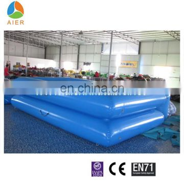 Double Tubes Pool, Inflatable Double Pipe Pool, Inflatable Swimming Pool