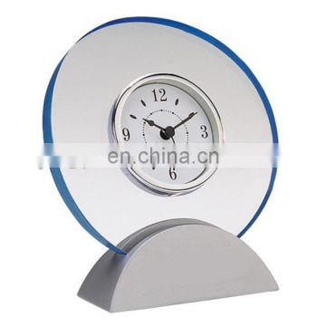 semicircular type steady in white hot-selling acrylic clock rack