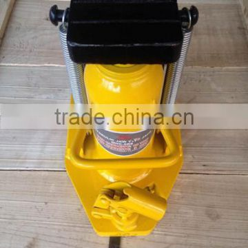widely used in coal 10t portable hydraulic toe jack