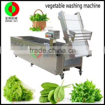 Guangdong factory Direct selling vegetable washing machine high quality bubble tomato washing machine vegetable cleaner