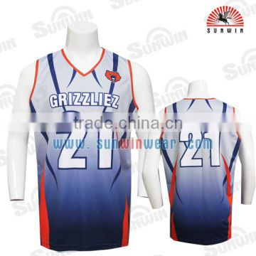1ae7ee273ed wholesale youth reversible sublimation cheap custom basketball uniform  wholesale with best latest basketball of Basketball Uniform from China  Suppliers - ...