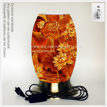 Qin Yuan art desk lamp, desk lamp of custom, creative desk lamp, decoration lamp, LED lamp (Da015)