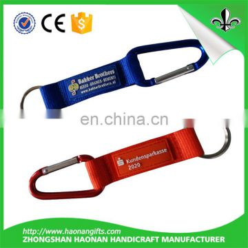 2017 promotional custom design your own carabiner for events