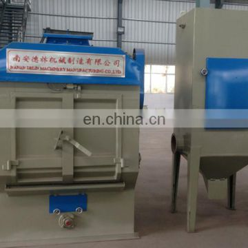 China Manufacturer Automatic Metal Shot Blasting Machine For Faucet Industrial Equipment