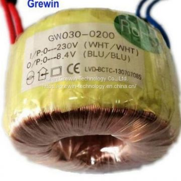 Mini Toroidal Voltage Transformer China with IEC