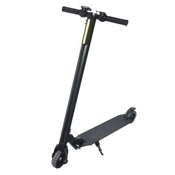 Factory direct sale folding scooters two wheel ebike electric skateboard with shocking absorption