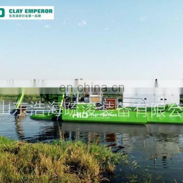 HID Brand Amphibious Dredger FOR PREVENT FLOODS AND CLEAN THE ENVIRONMENT